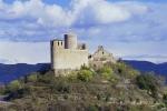 La seva situació estratègica i la seva importància dins del conjunt de l´arquitectura militar de la conca de Tremp advoquen en favor d´uns orígens històrics llunyans del castell. Al segle X correspon la primera referència escrita que posseïm del castell.